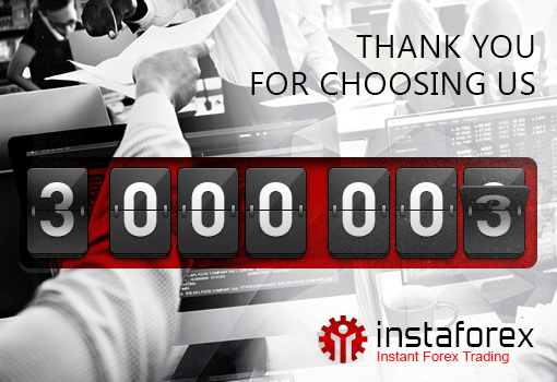 3 million traders with instaforex broker