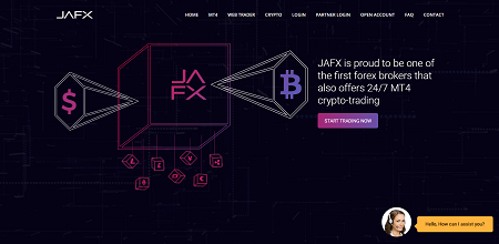 JAFX Forex Broker Review