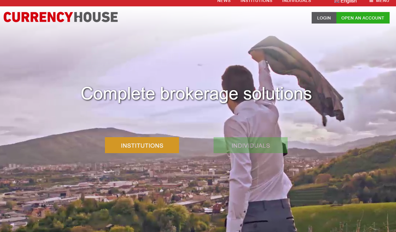 Currency House Broker Review