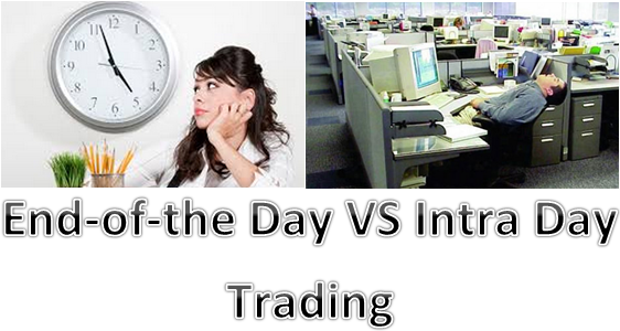 end day vs intraday trading