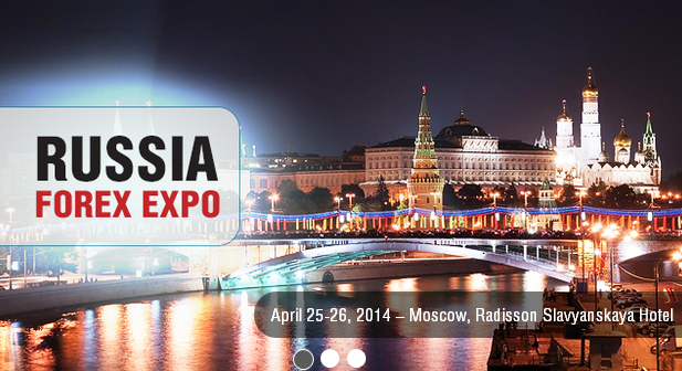 XM is Platinum Sponsor in International Forex Expo in Moscow