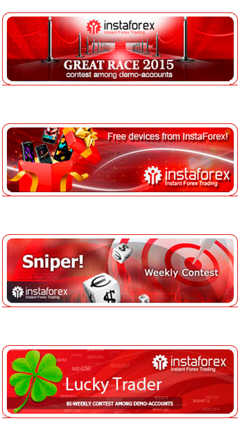 instaforex competitions