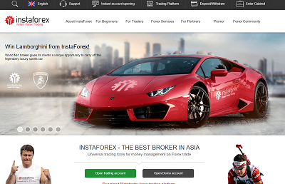 Review of Instaforex Broker