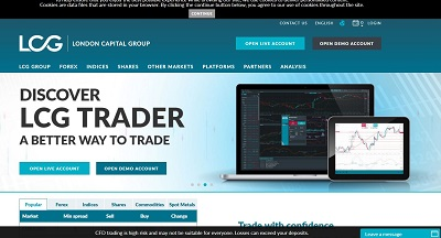 lcg Forex Broker Reviews