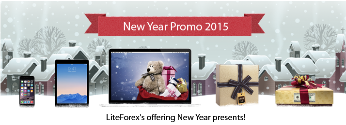 liteforex new year raffle