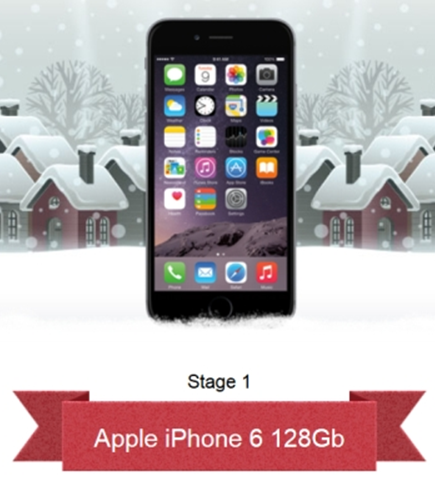 Do You Want to Win Apple Iphone 6?