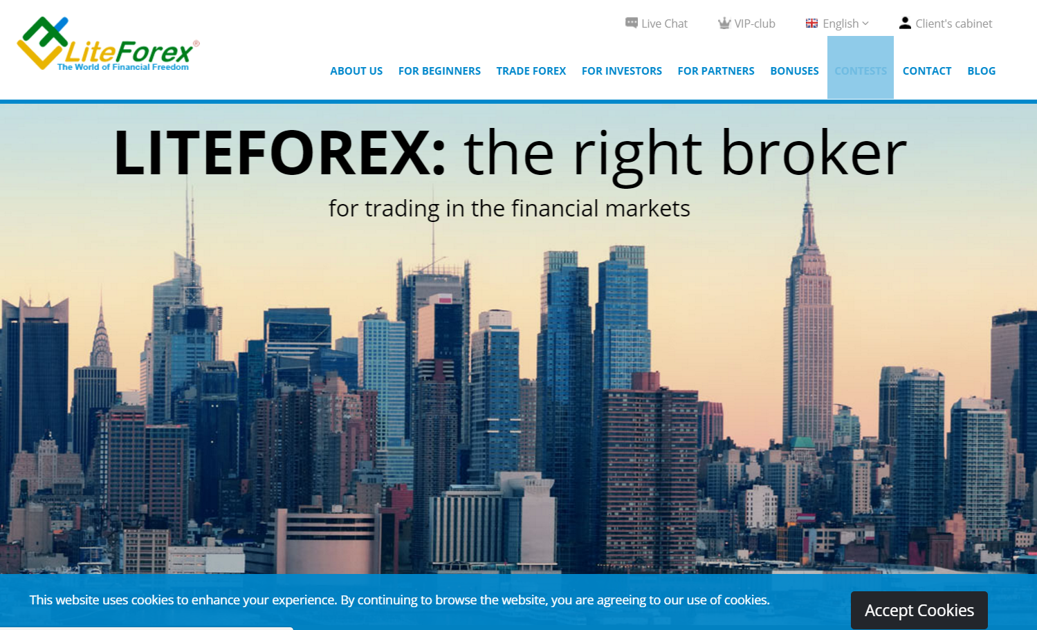 Liteforex Broker Review