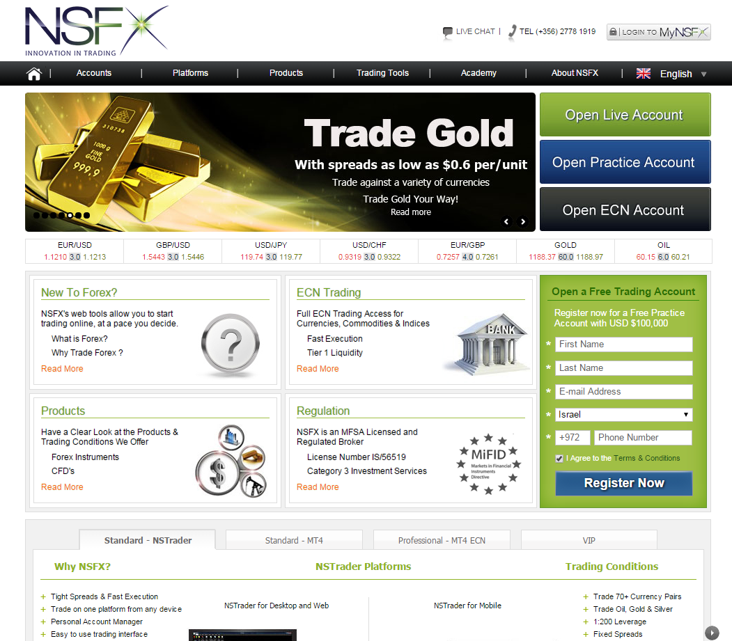 Nsfx forex review