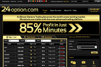24option Binary Broker
