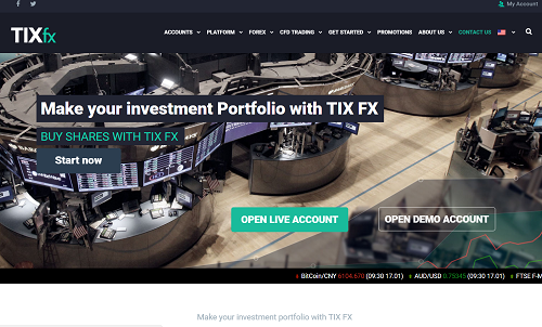 TIXFX Review