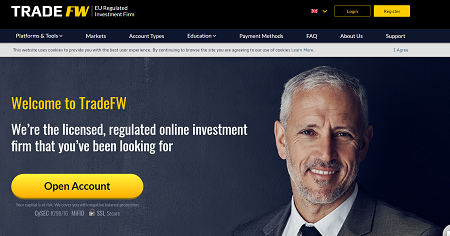 TradeFW Review of the Forex Broker