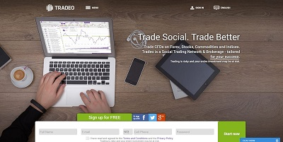 tradeo broker reviews