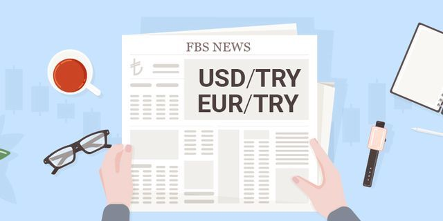 Turkish Lira TRY Exotic Currency FBS