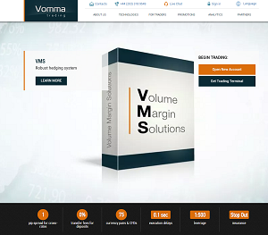 Vomma forex review