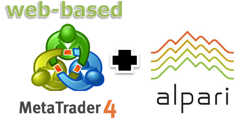web-based metatrader 4 with Alpari